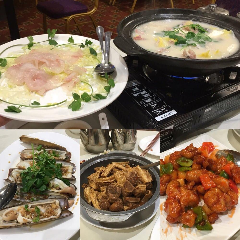 Tai Yuan Seafood Restaurant