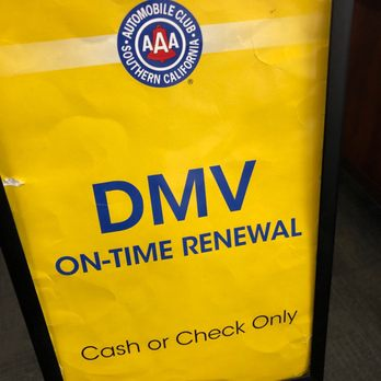 renew drivers license at aaa california