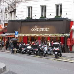 Photos for le comptoir du relais inside yelp - Le comptoir du petit marguery paris 13 ...
