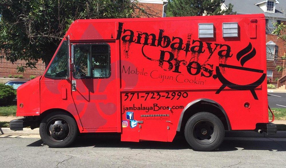 Jambalaya Bros: Leesburg, VA