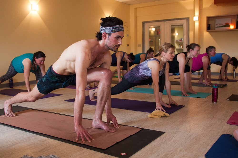 Hot Yoga - Burlington: 294 N Winooski Ave, Burlington, VT