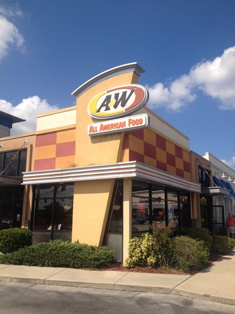 A&W Restaurant: 2082 US Highway 92, Auburndale, FL