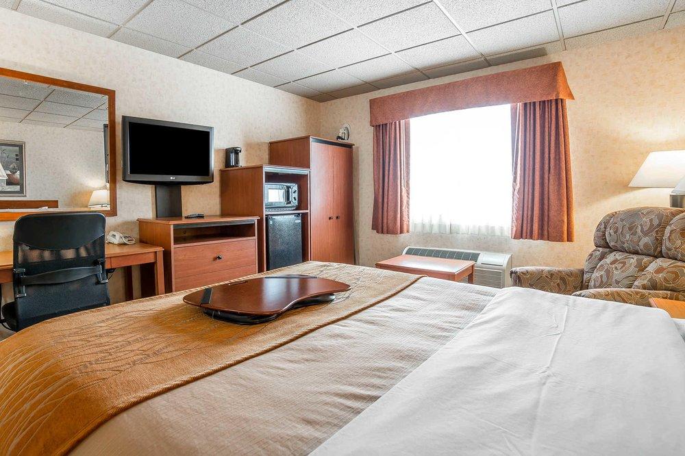 Comfort Inn Gateway to Glacier: 455 McKinley, Shelby, MT