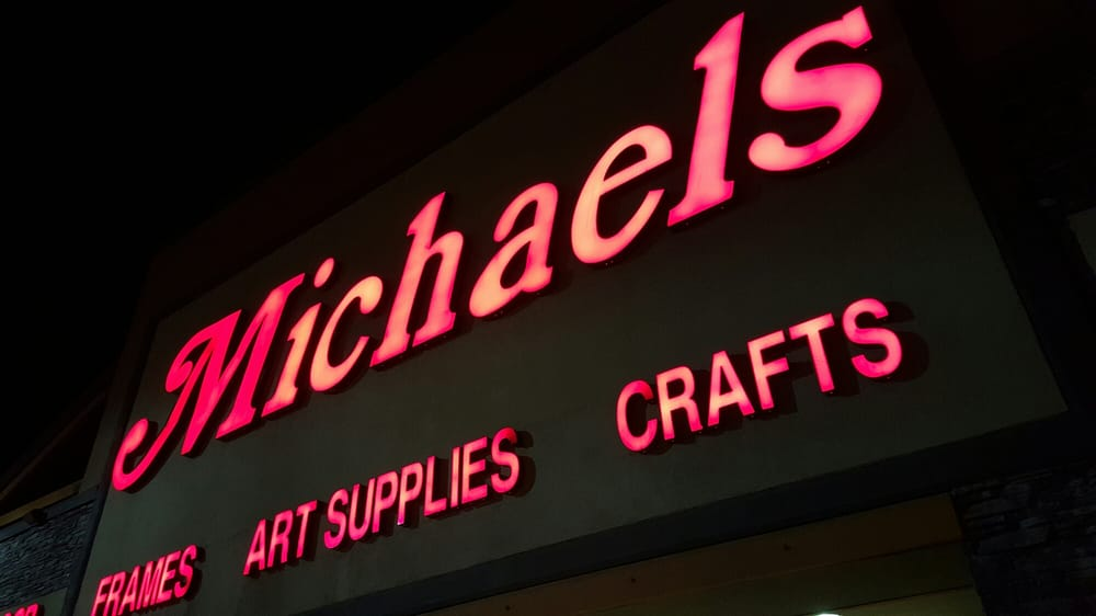 Michaels 12 reviews arts crafts 8180 11 street se for Michaels crafts phone number
