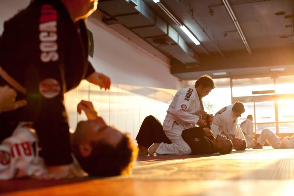 Soca Brazilian Jiu-Jitsu: 1913 Wantagh Ave, Wantagh, NY
