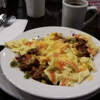 Photo Of T J Country Kitchen Hornell Ny United States Big Breakfast Bowl