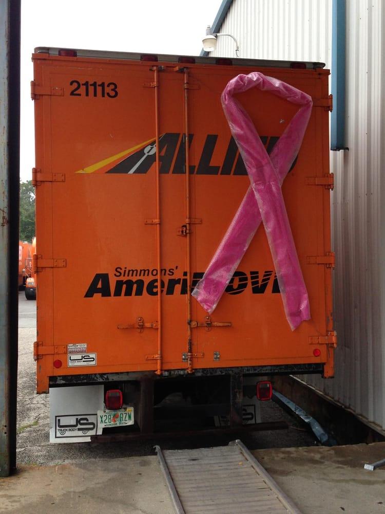 AmeriMove/Tallahassee: 145 Four Points Way, Tallahassee, FL
