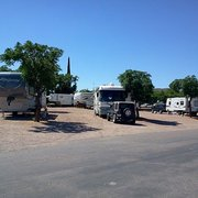 Wells fargo rv park 14 reviews campgrounds 215 e fremont st photo of wells fargo rv park tombstone az united states publicscrutiny Image collections