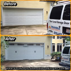 Perfect Photo Of Triangle Garage Doors, LLC   Raleigh, NC, United States