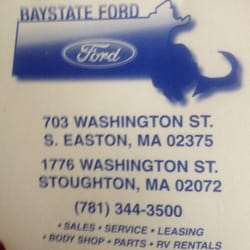 Photo Of Baystate Ford South Easton Ma United States