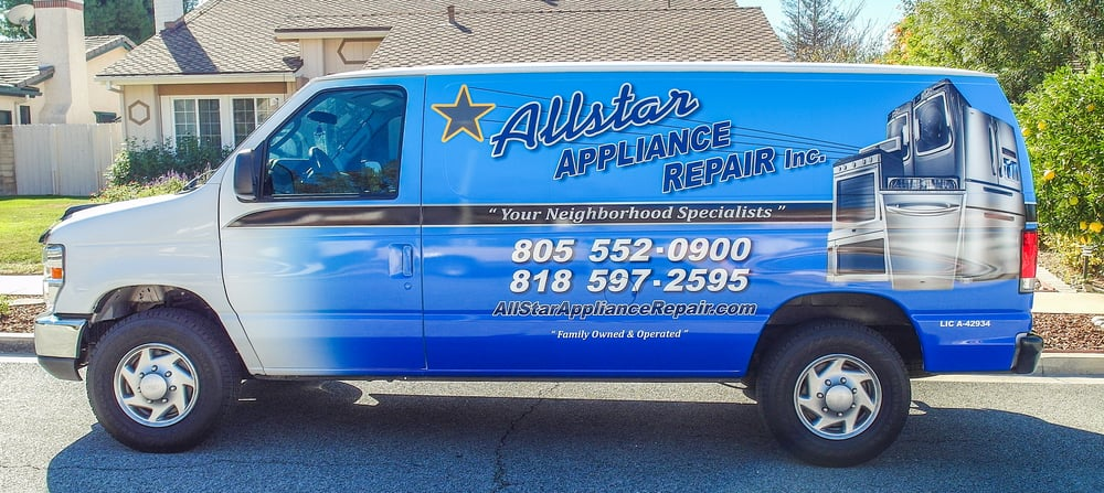 Allstar Appliance Repair: Agoura Hills, CA