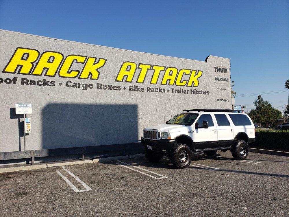 Rack Attack - Pasadena: 3725 E Colorado Blvd, Pasadena, CA