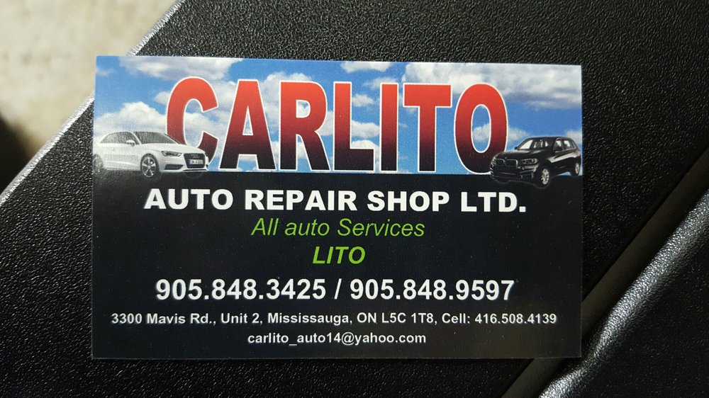 Carlito Auto Repair - 2570 Haines Road, Mississauga, ON
