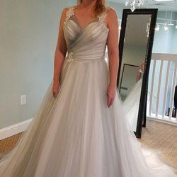 7ee5065e88e2 Photo of Sixpence Bridal Boutique - Midlothian, VA, United States. The two  year