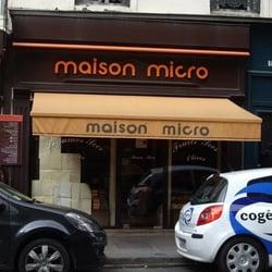 Maison Micro Grocery 140 Rue Saint Honore Palais Royal Musee Du