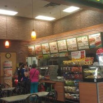 Subway Restaurants Sandwiches 121 Worcester Rd