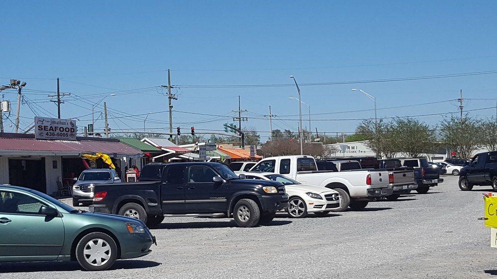Westwego Shrimp Lot: 105 Westbank Expy, Westwego, LA