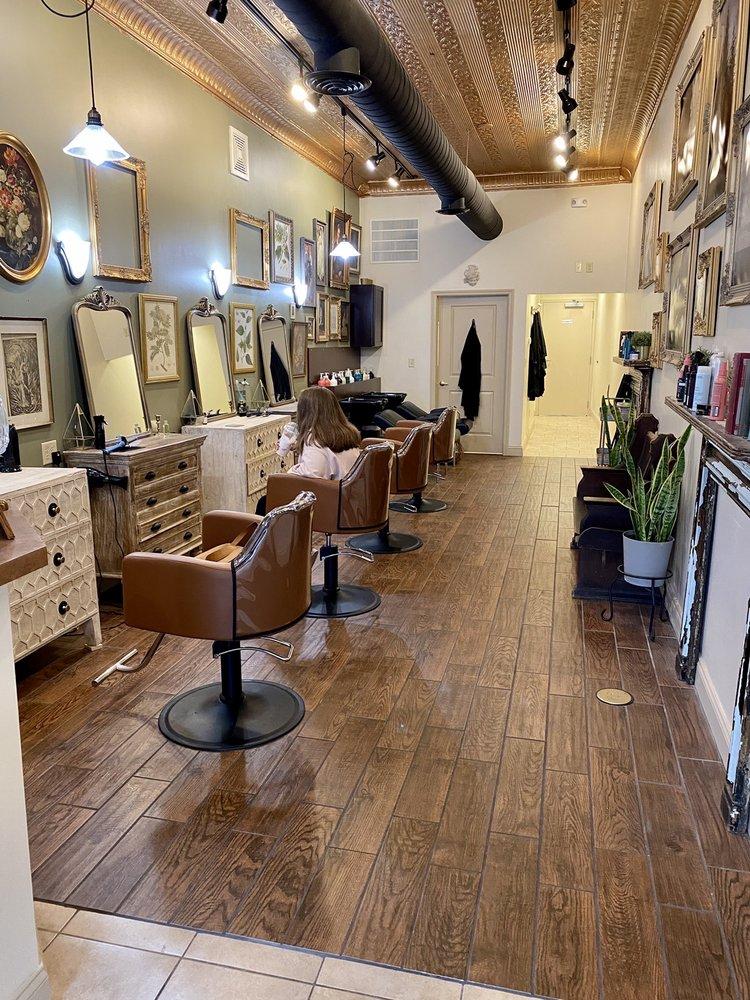 Craft Collective Salon: 22 W Pike St, Canonsburg, PA