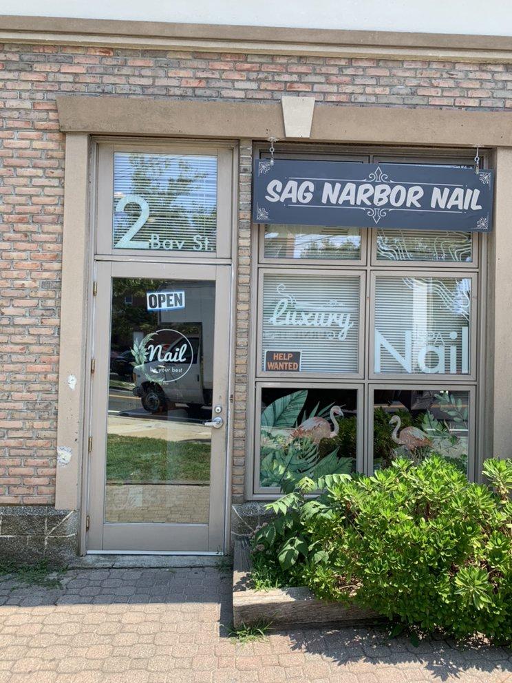 Sag Harbor Nails: 2 Bay St, Sag Harbor, NY