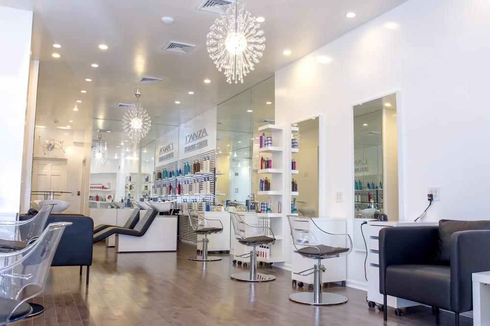Beauty is salon 94 photos 98 reviews hair salons for A b beauty salon houston