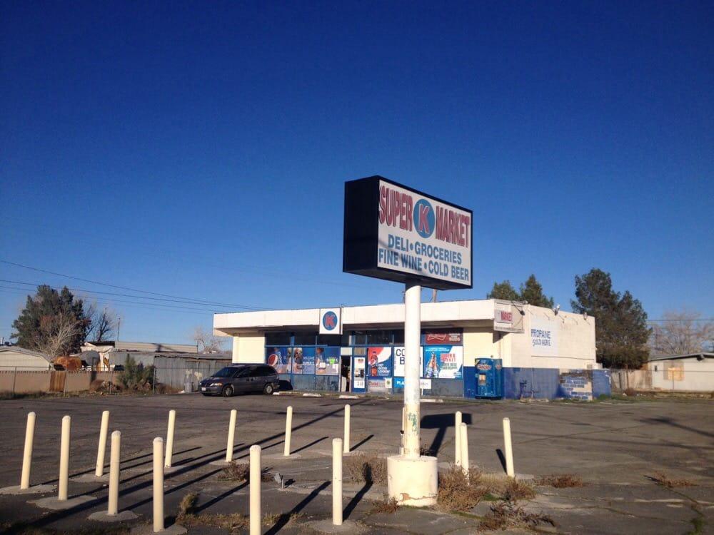 Super K Mart: 12366 Boron Ave, Boron, CA