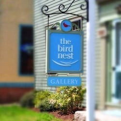 Photo Of The Bird Nest Salon Gallery Guilford Ct United States