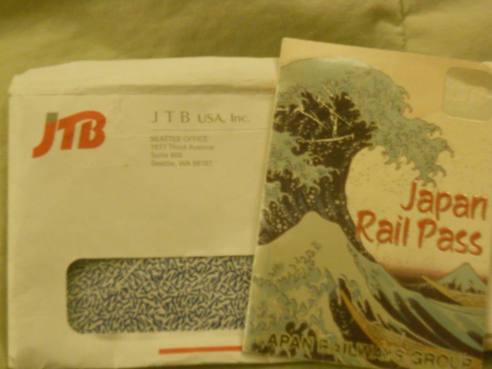 Japan Rail Pass Yelp