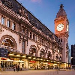 Gare de lyon 147 photos 107 reviews train stations place louis armand bercy paris - Gare de lyon jardin des plantes ...