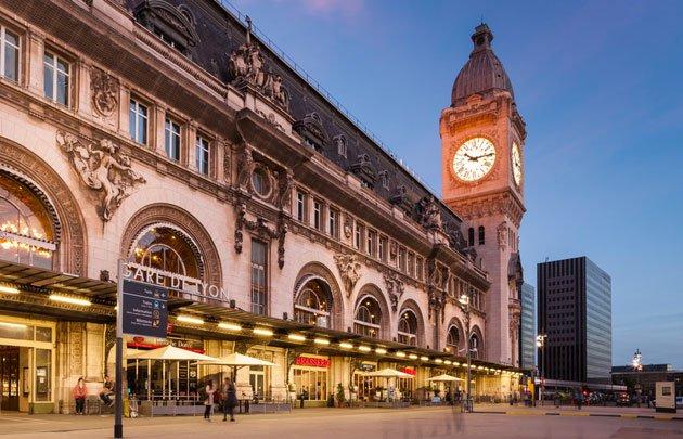 Estação Paris Gare de Lyon