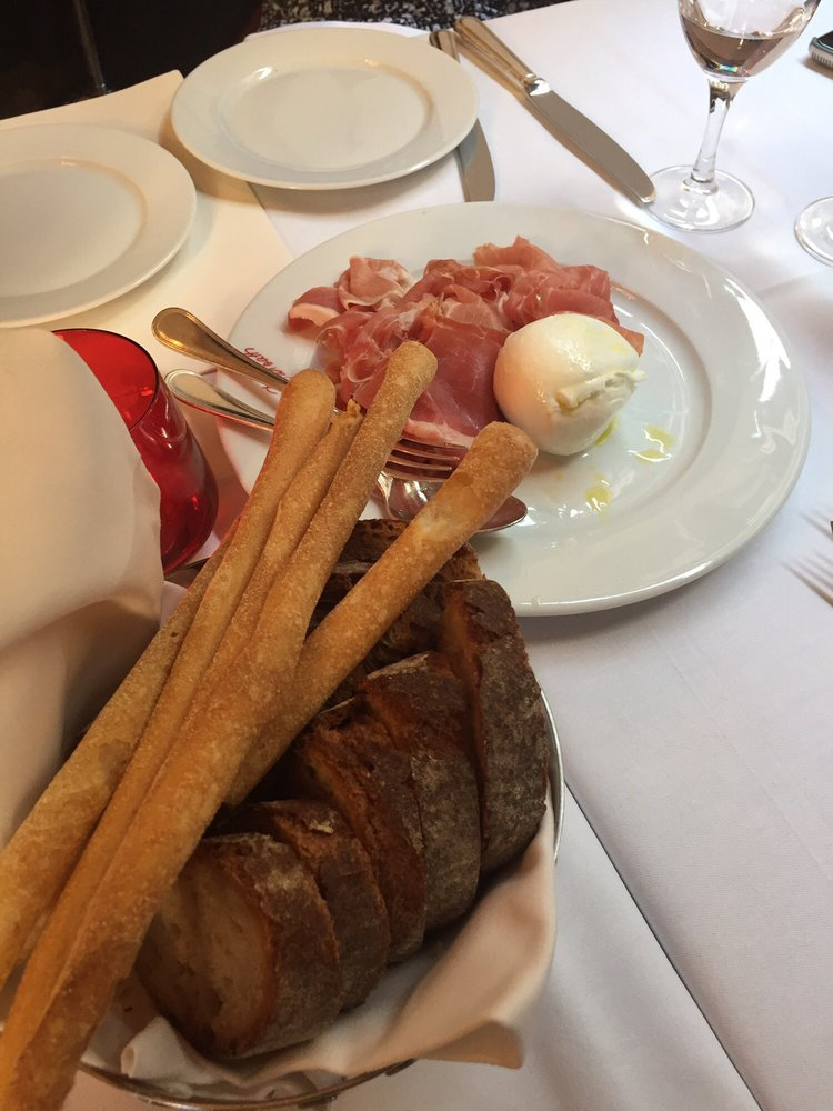 Restaurant Barbatti: Töpferstrasse 10, Luzern, LU