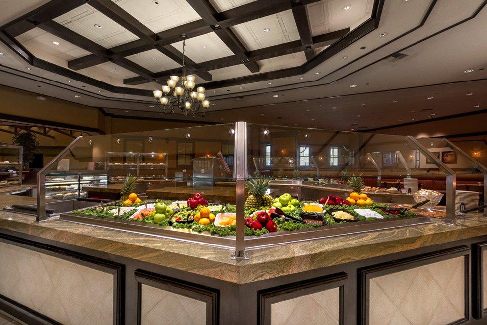 The Kitchen Buffet: 777 Diamond Jo Ln, Northwood, IA