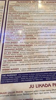Mugshots Grill & Bar 4245 Lakeland Dr Flowood, MS Subs & Sandwiches