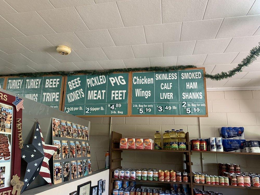 Cox's Meat Market: Jefferson Hwy, Reserve, LA