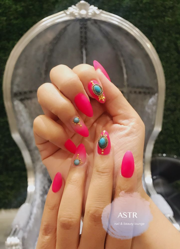 Astr Nail & Beauty Lounge: 4141 S Nogales St, West Covina, CA