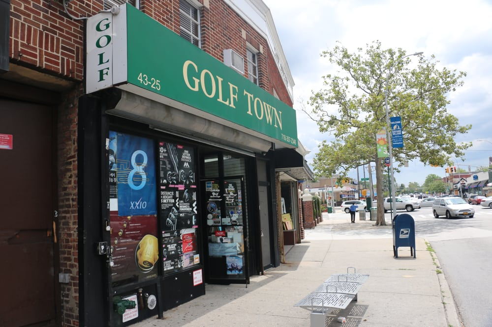 Golf Town: 4325 Bell Blvd, Bayside, NY