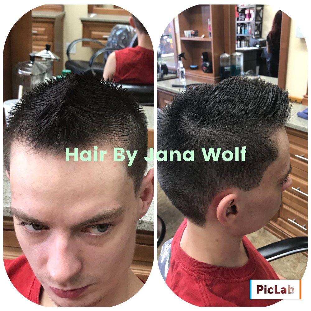 Haircut By Jana Wolf Yelp