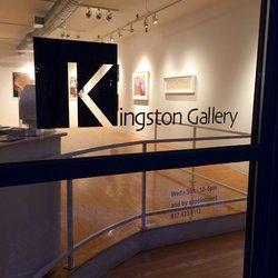 Kingston Gallery - Art Galleries - 450 Harrison Ave, South