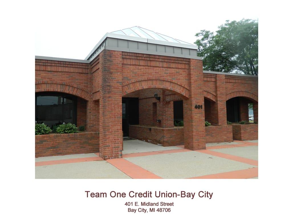Team One Credit Union: 401 E Midland St, Bay City, MI
