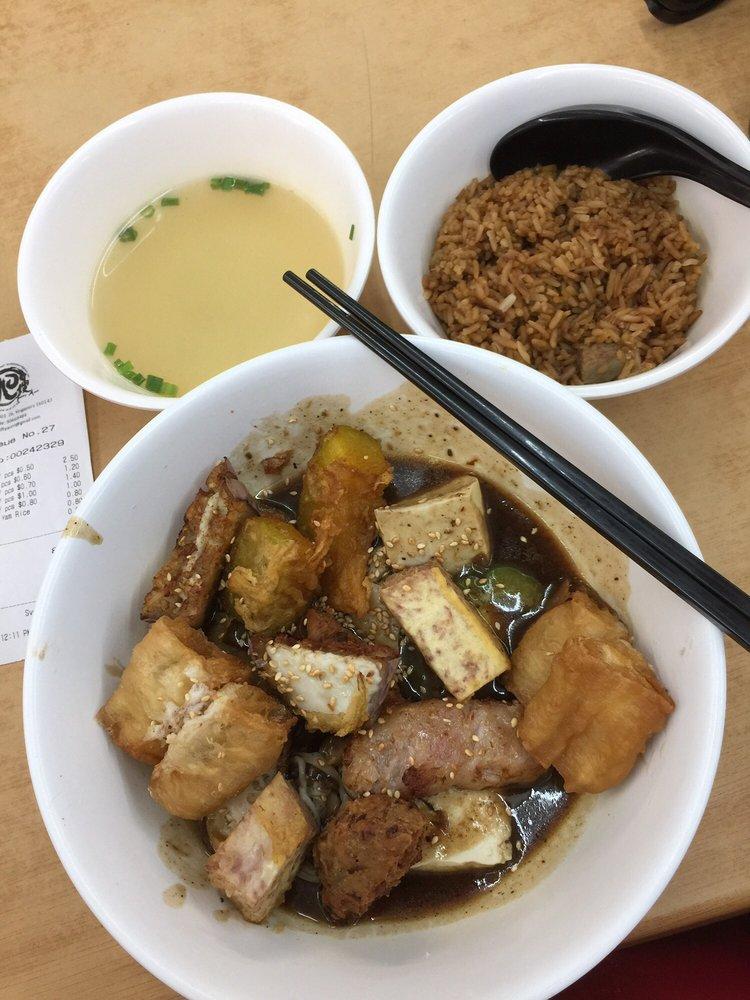 Fatty Aunt Yong Tau Foo