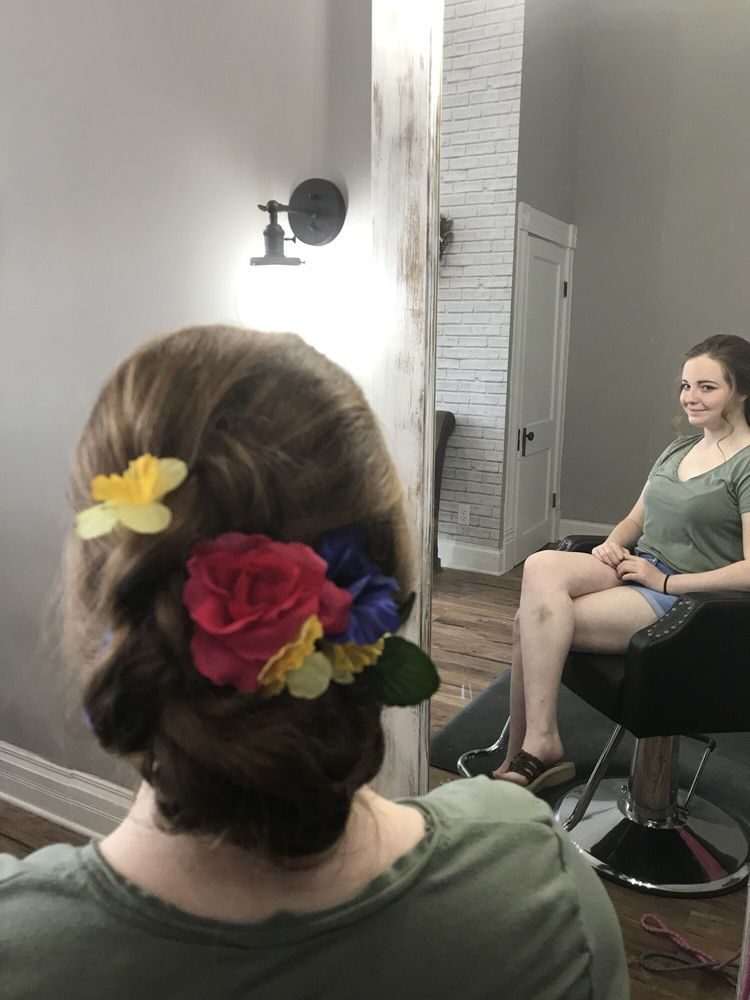 Elysian Hair Studio: 120 A South Broadway St, Blanchester, OH