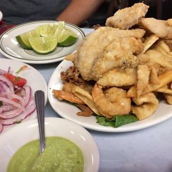 La tia delia restaurant 50 photos 50 reviews for Fish market paterson nj