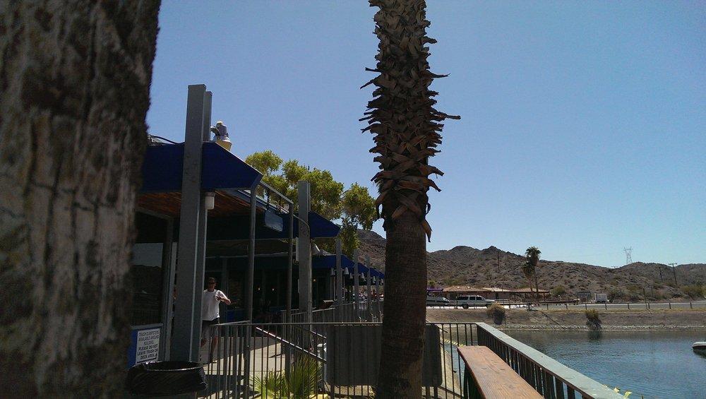 Tail O The Whale Restaurant: 2690 E Katherine Spur Rd, Bullhead City, AZ