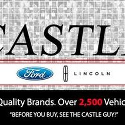 Castle Ford Lincoln Car Dealers 3930 Franklin St Michigan City