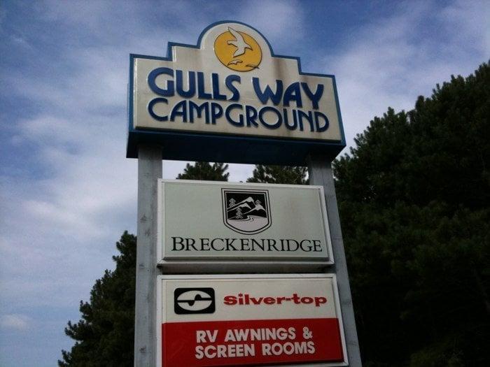 Gull's Way Campground: 30738 Gulls Way Dr, Dagsboro, DE