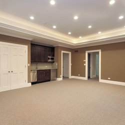 morgan family basement remodeling - send message - contractors - 8