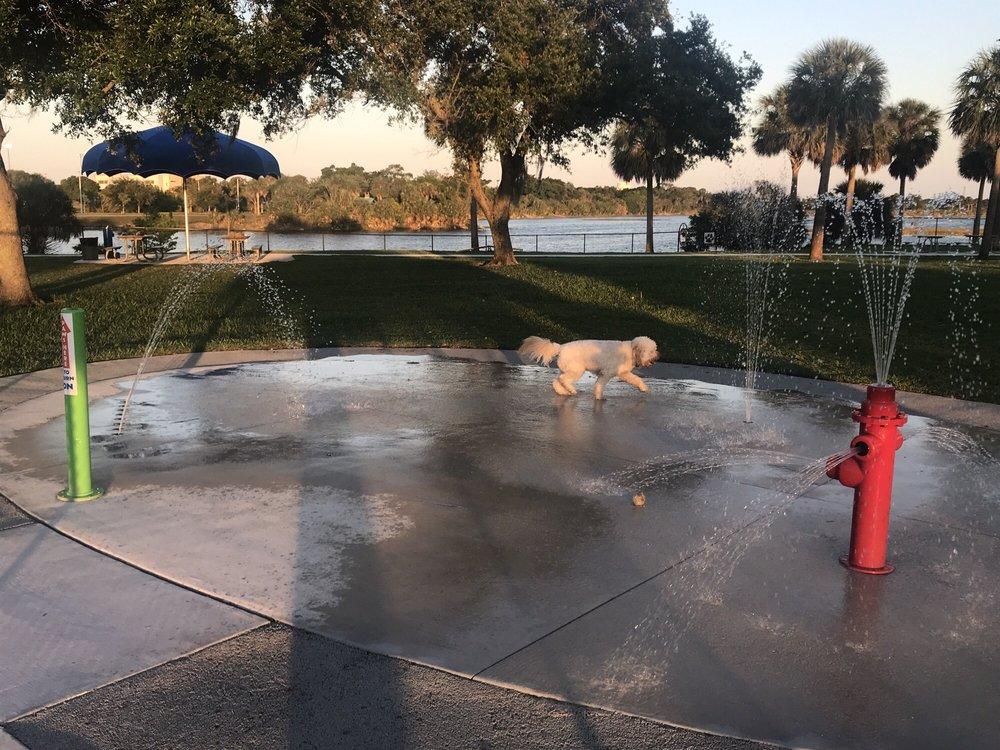 Woofing Waters Dog Park: 401 S Powerline Rd, Deerfield Beach, FL