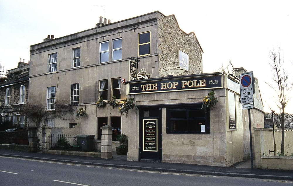 Hop Pole Inn: Woods Hill, Bath, BAS