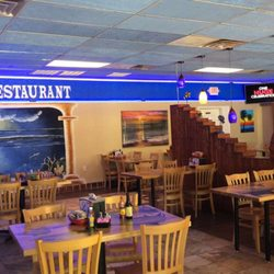 Photo Of Del Golfo Seafood Restaurant Wylie Tx United States Inside Seating