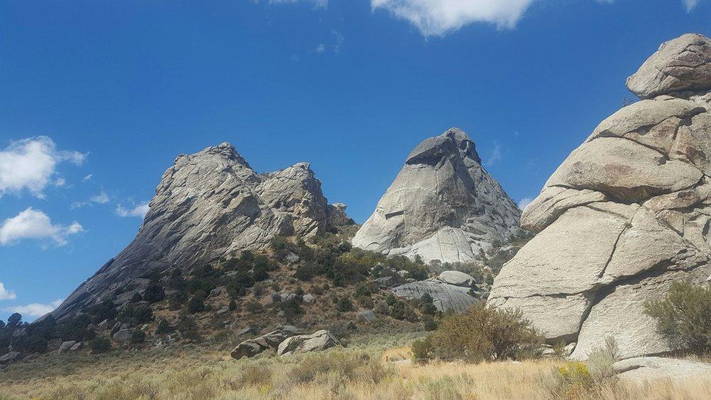 Castle Rocks State Park: 748 E 2800th S, Almo, ID