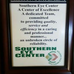 fa99668e6cee Southern Eye Center PA - Optometrists - 1420 S 28th Ave